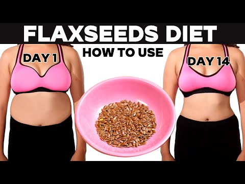 How to use Flaxseeds in Diet