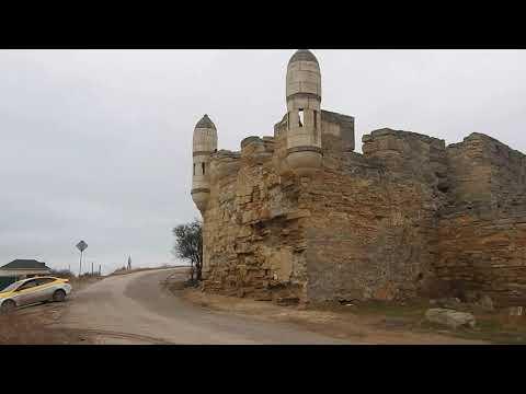 Крепость Ени-Кале сейчас.