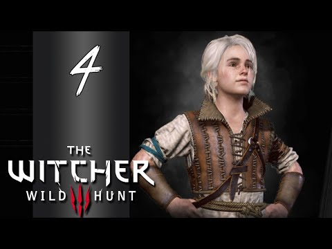 [Raven Skull, Character Journal, Power] ► Let's Play The Witcher 3: Wild Hunt - Part 4