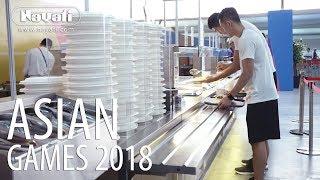 Download lagu Catering Equipment Rental : Asian Games 2018 Dining Hall, Athletes Village Kemayoran.