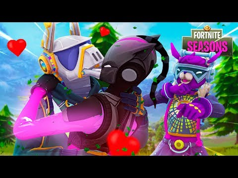 DJ Bop Catches Yonder CHEATING With Lynx!! Fortnite Season 7 Film