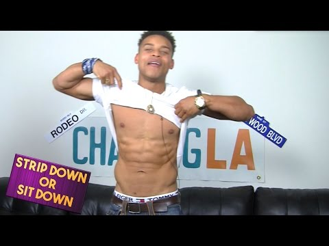 Robert Ri'chard Strips Down on Chasing LA!
