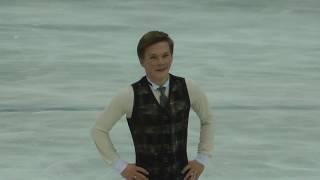 Михаил Коляда ПП Контрольные прокаты 2019 2020 Mikhail Kolyada FP Open Skates