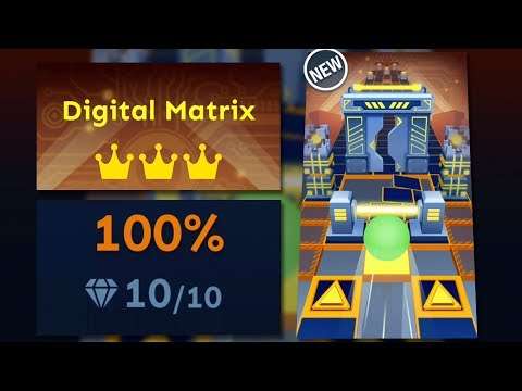 Rolling Sky - Digital Matrix | SHAvibe