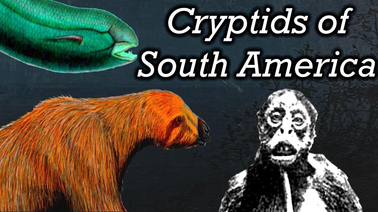 Legendary Creatures of South America - Documentary