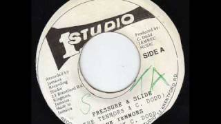 The Tennors - Pressure & Slide ( 1967 )