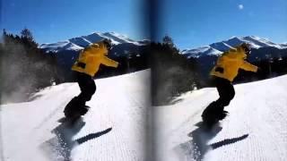 3D Snowboarding with Ryan Knapton