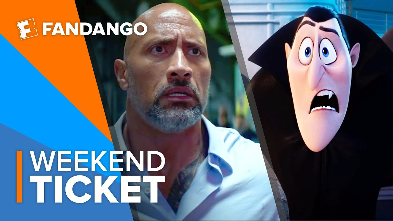 In Theaters Now: Skyscraper, Hotel Transylvania 3: Summer Vacation | Weekend Ticket