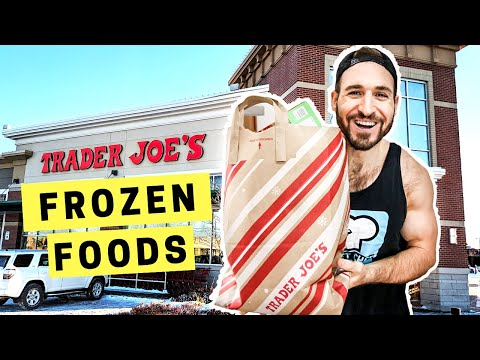 Low Carb Keto TRADER JOE'S FROZEN FOODS | What To Buy & Avoid