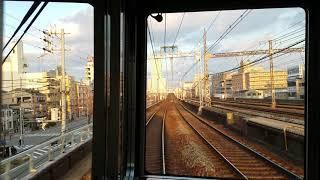 神戸高速線~阪急神戸線特急 新開地~岡本