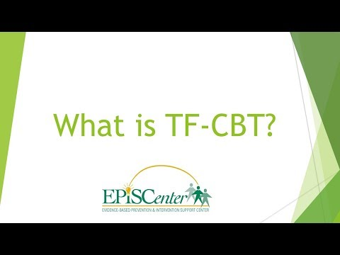 Trauma Focused Cognitive Behavioral Therapy Campbell