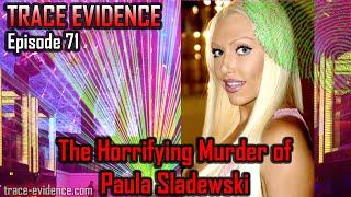 Trace Evidence - 071 - The Horrifying Murder of Paula Sladewski