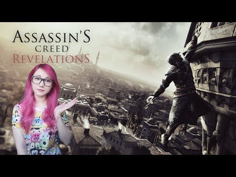 ФИНАЛ ♥  Прохождения Assassin's Creed: Revelations (Стрим 3)
