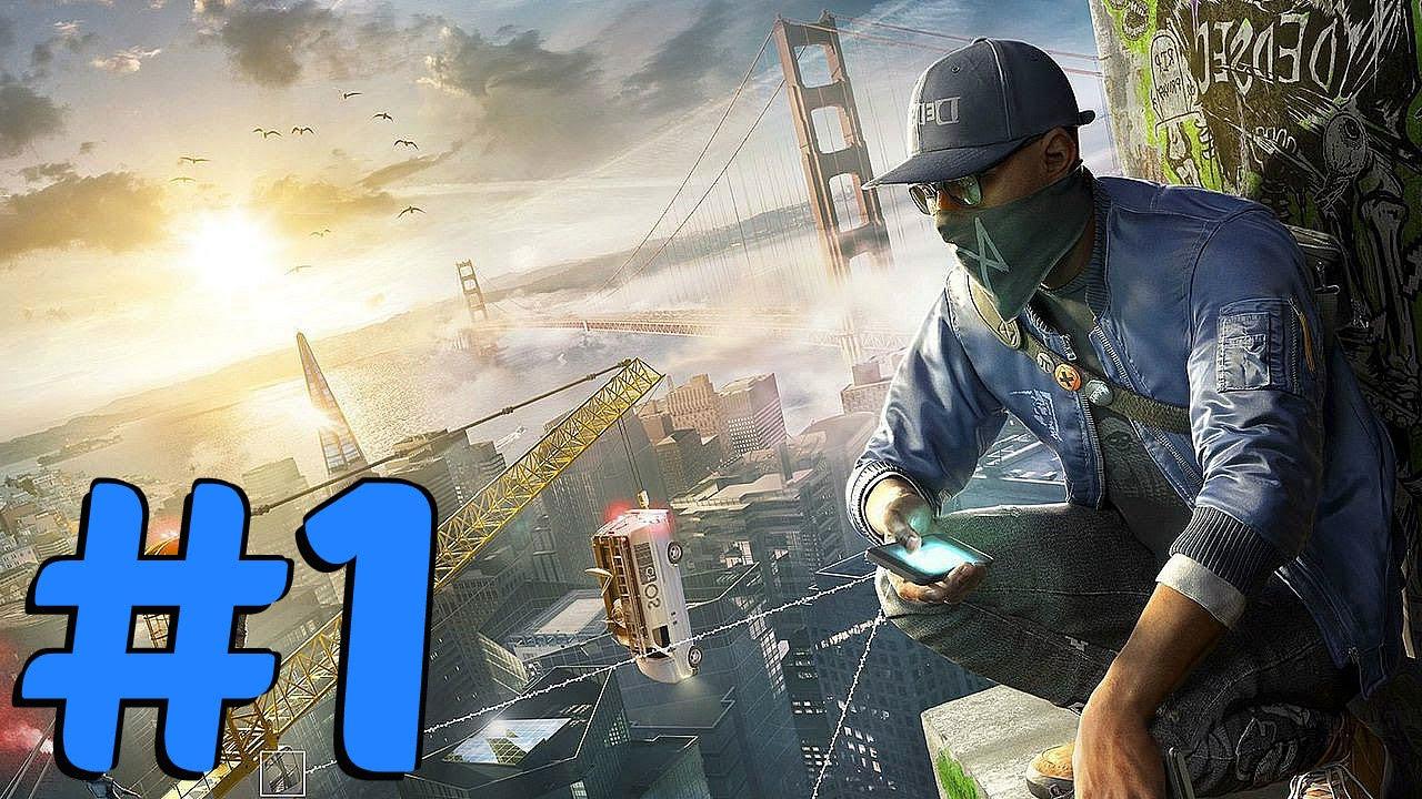 Watch Dogs Xbox  Walkthrough