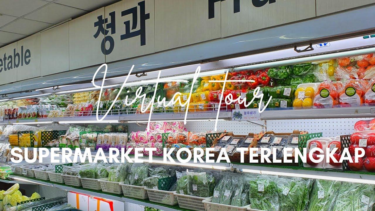 K-MART | SUPERMARKET KOREA TERLENGKAP DI JAKARTA