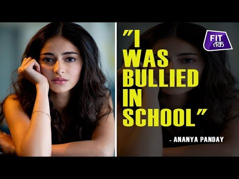 Why Ananya Panday Was Bullied In School | Fit Tak Mp3