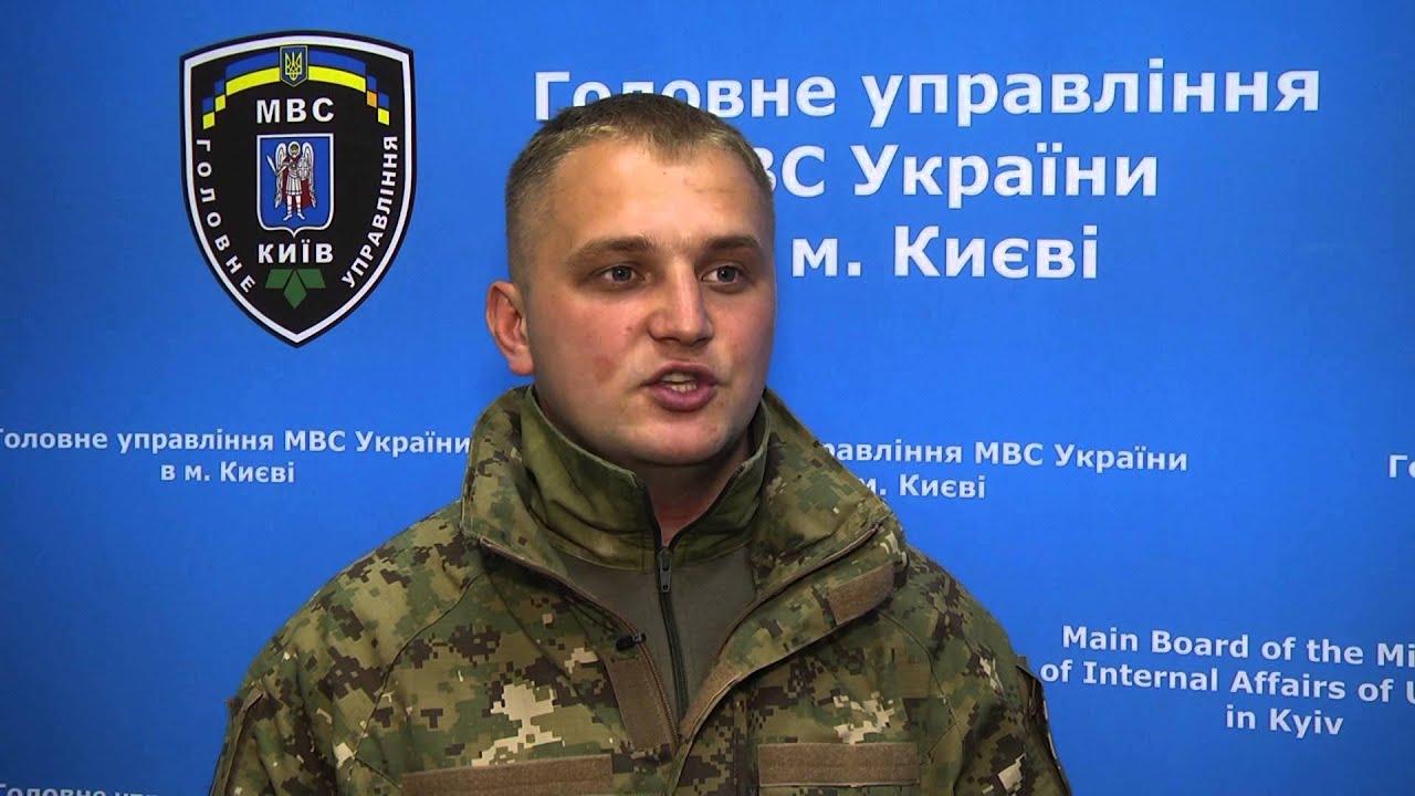У Чернівцях головним патрульним призначили Олега Йосипіва