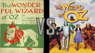 Top 10 Differences Between The Wizard of Oz Book and Movie