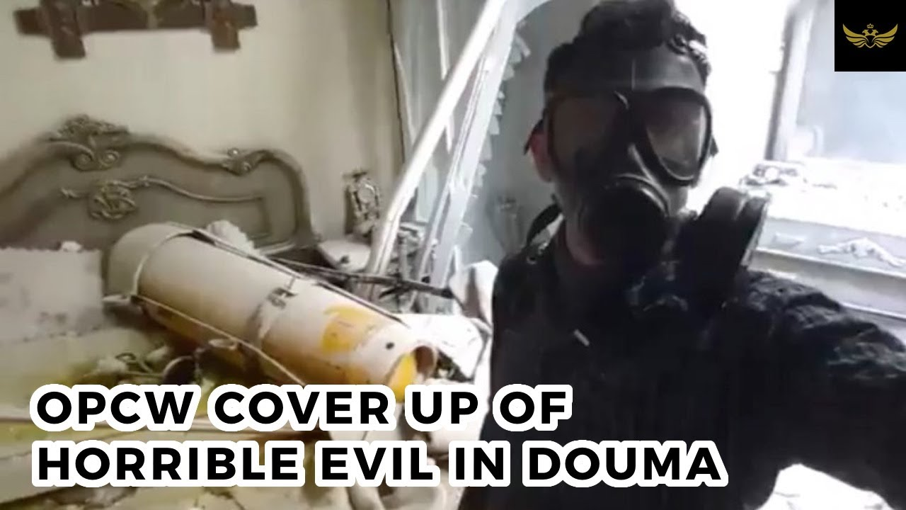 EXCLUSIVE: OPCW cover up & possible sarin execution by west backed 'moderate rebels'