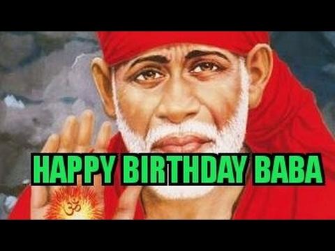 Sai Baba Shirdi Birthday Today