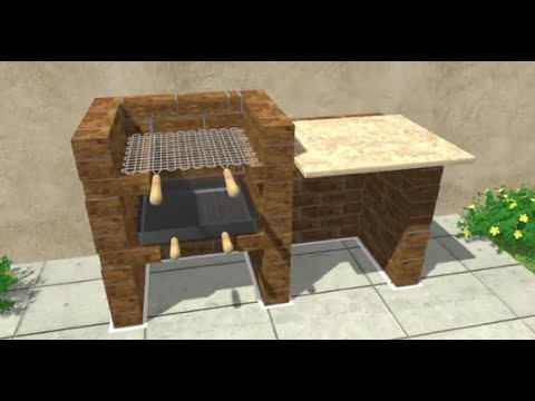 4 Ways To Build Bbq Pit How To Build A Bbq Pit Youtube