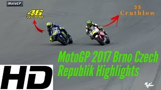 MotoGP 2017 Czech Republic Brno Highlights || Full Race