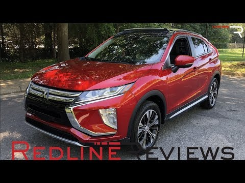 2019 Mitsubishi Eclipse Cross – Not The Eclipse You Remember