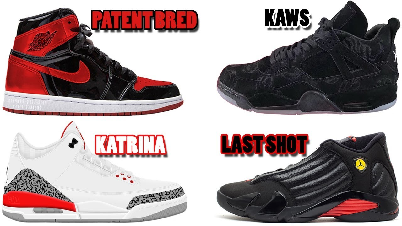 8c76e8c4304127 AIR JORDAN 1 PATENT BANNED 2018