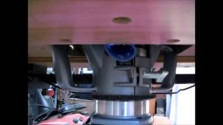Router Dust Collection