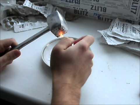 Гидроперит и анальгин видео