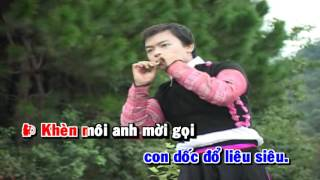 [HD] Karaoke Xuống chợ mùa yêu ( Karaoke by Kgmnc )