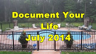 Document Your Life | July 2014 Thumbnail