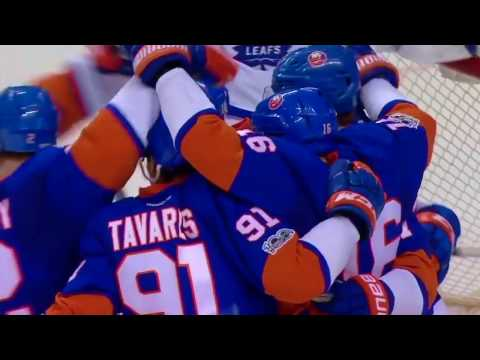 """A Tale of Two Seasons"" New York Islanders 2016-2017 Playoff Push"