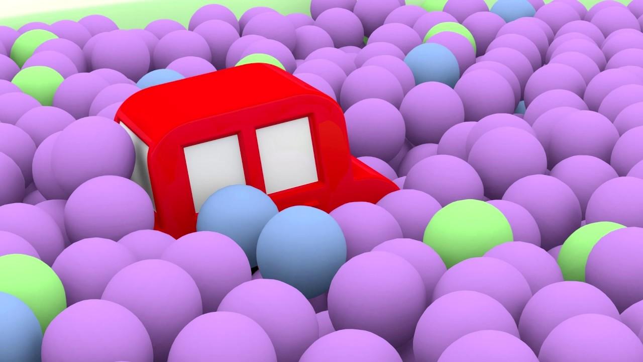 lehrreicher zeichentrickfilm die 4 kleinen autos wir suchen das rote auto youtube. Black Bedroom Furniture Sets. Home Design Ideas