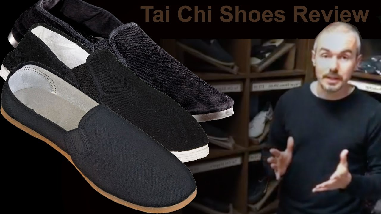 Tai Chi Shoes Review by Neil Kingham at