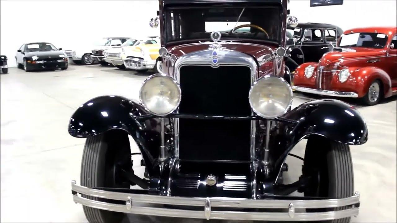 1930 Chevrolet Sedan Youtube