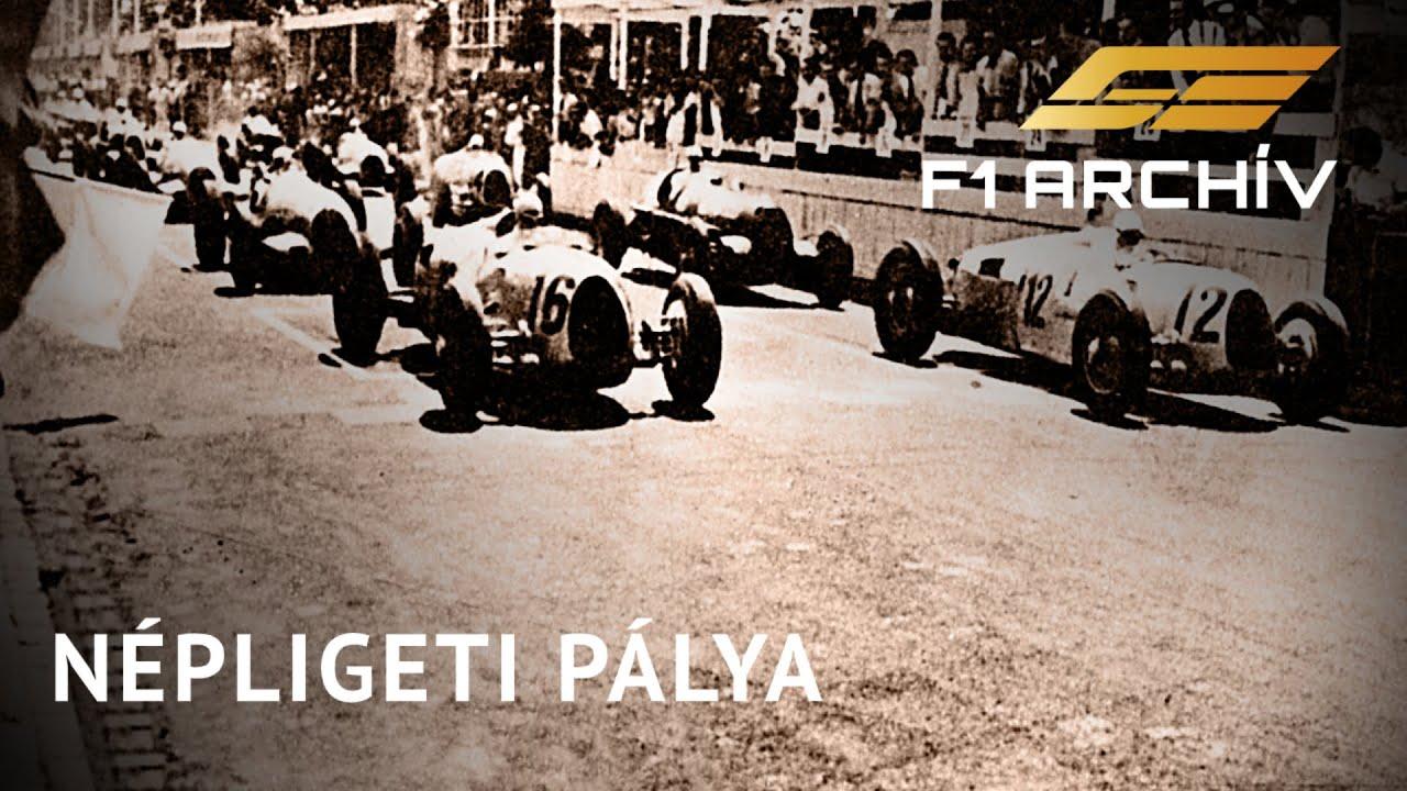 F1 Archív - Az elhagyatott népligeti pálya nyomában