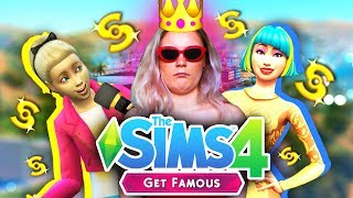 *BRUTALLY HONEST* SIMS 4 GET FAMOUS REVIEW