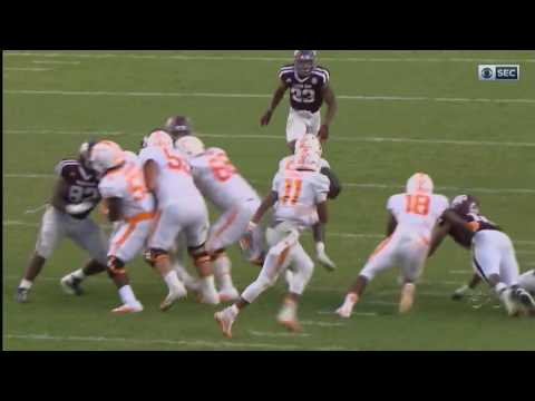Tennessee vs. Texas A&M Highlights