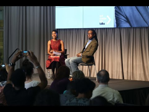 MLTalks: Ibram X. Kendi in conversation with Danielle Wood