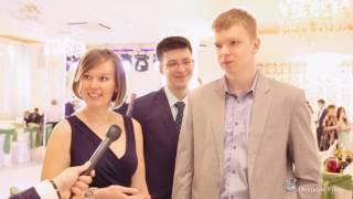 Свадебный SDE клип - интерактив с гостями