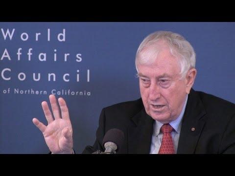 Peter Doherty: Disease In A Borderless World