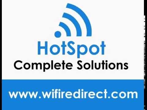 Wireless access point hotspot