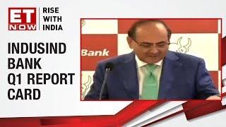 Romesh Sobti of IndusInd Bank on company's steady Q1 performance