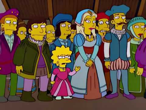 The Simpsons History Channel - Hamlet