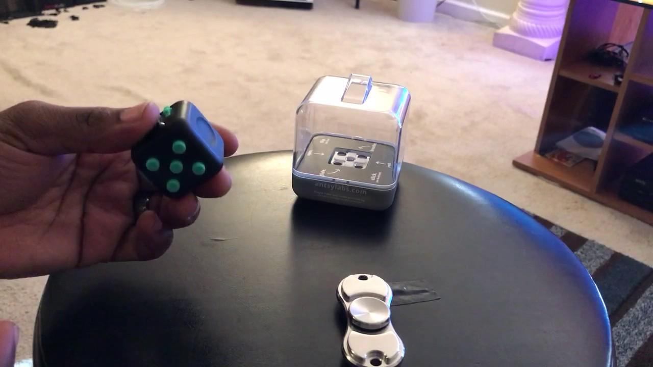 Fidget Spinner Vs Antsy Labs Cube