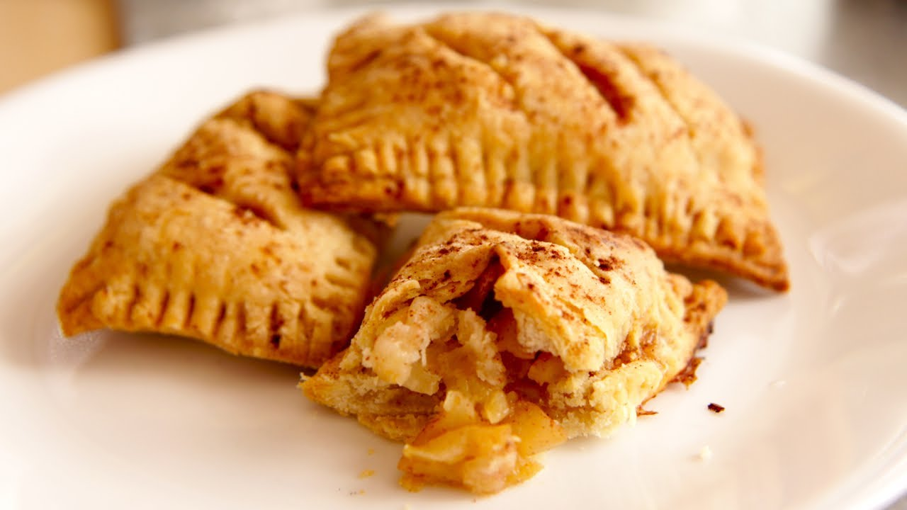 McDonalds Baked Apple Pie Homemade Vegan Vegetarian
