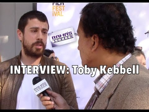 My LAFF2017 Red Carpet s with Toby Kebbell  'THE FEMALE BRAIN'
