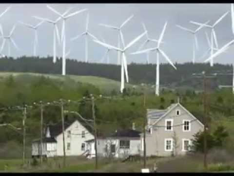 Industrial Wind Energy Information