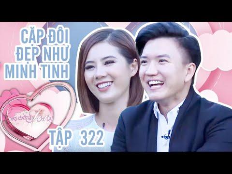 Vợ Chồng Son | Tập 322 FULL | Hồng Vân Quốc Thuận sang Mỹ phỏng vấn cặp vợ chồng ĐẸP như MINH TINH😍